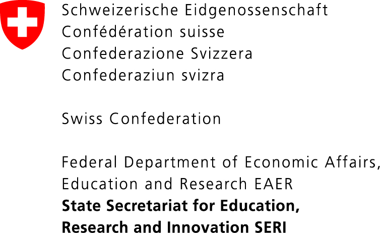 Swiss State Secretariat for Education, Research and Innovation (SERI)